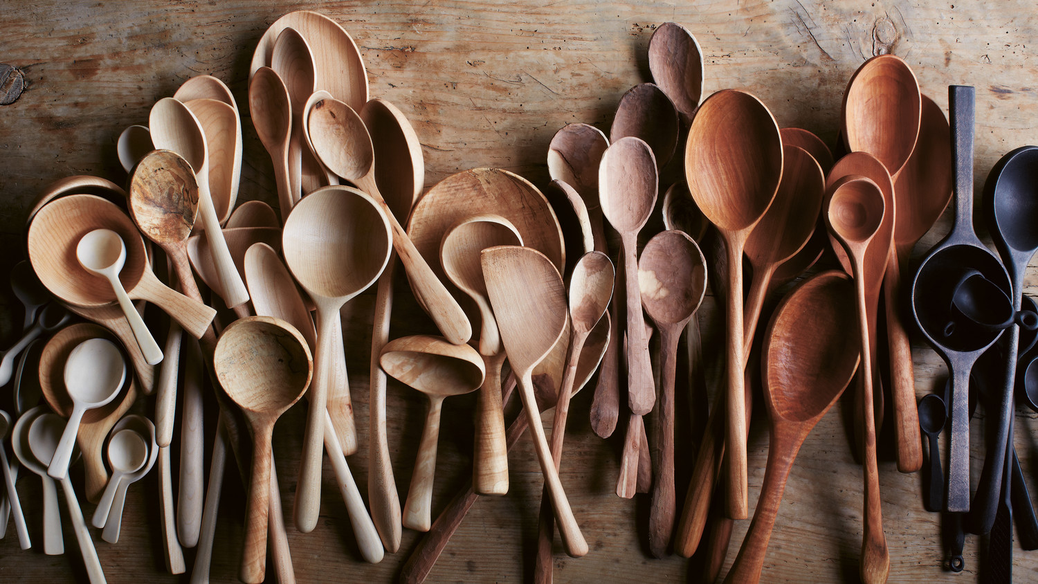 Wood Carving The Secrets To Making Your Own Kitchen Tools