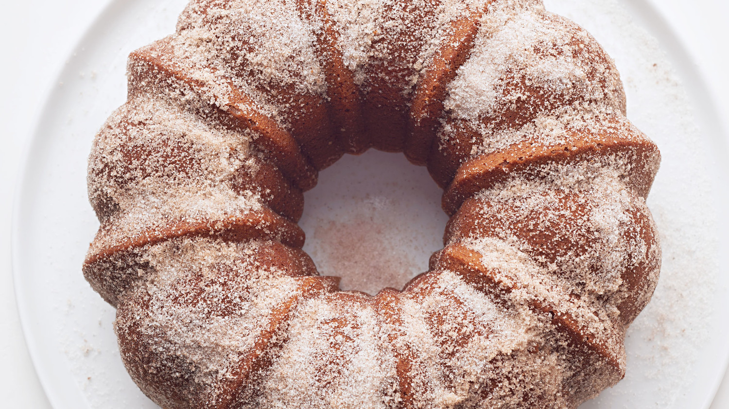 Apple Cider Donut Cake By Martha Stewart