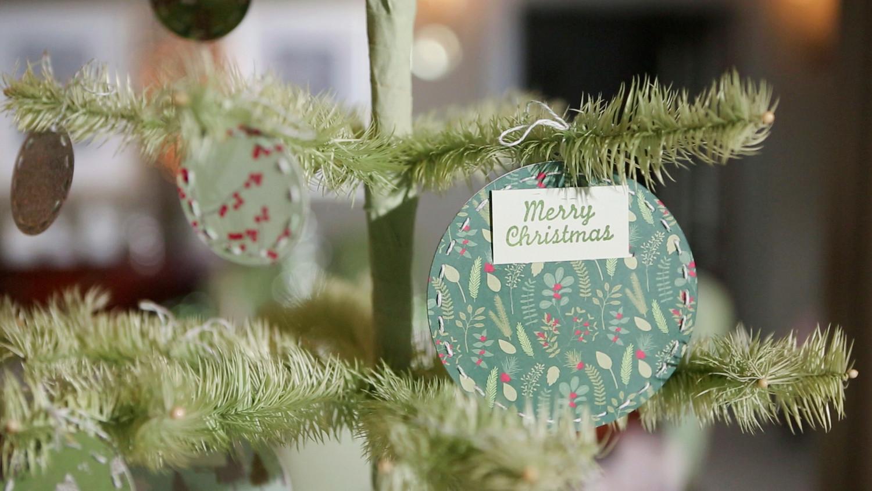 Gift Card Holder Ornament Martha Stewart