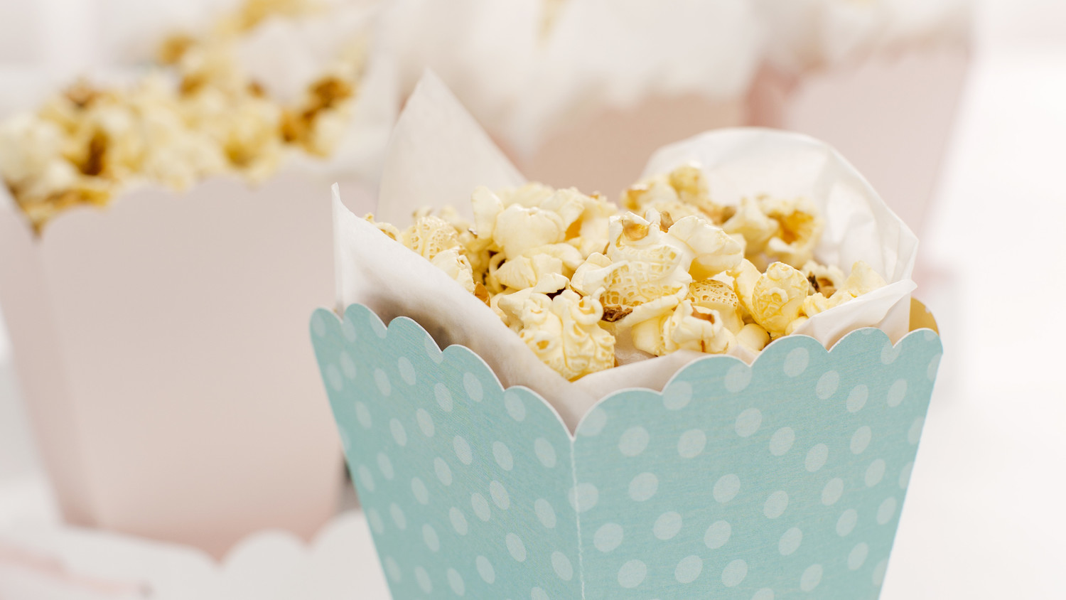 Martha Stewart Cricut® Scalloped Popcorn Boxes