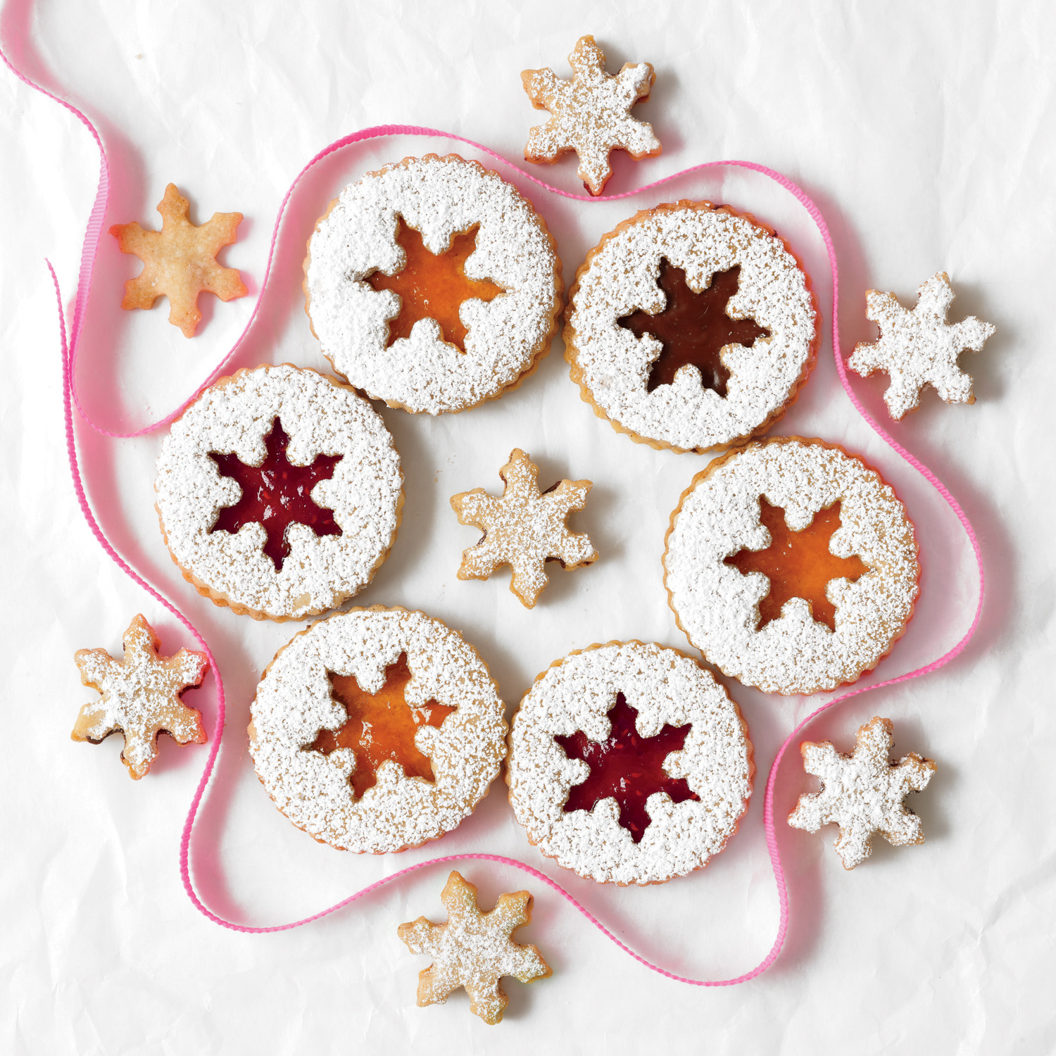 Our Favorite Christmas Cookie Recipes | Martha Stewart