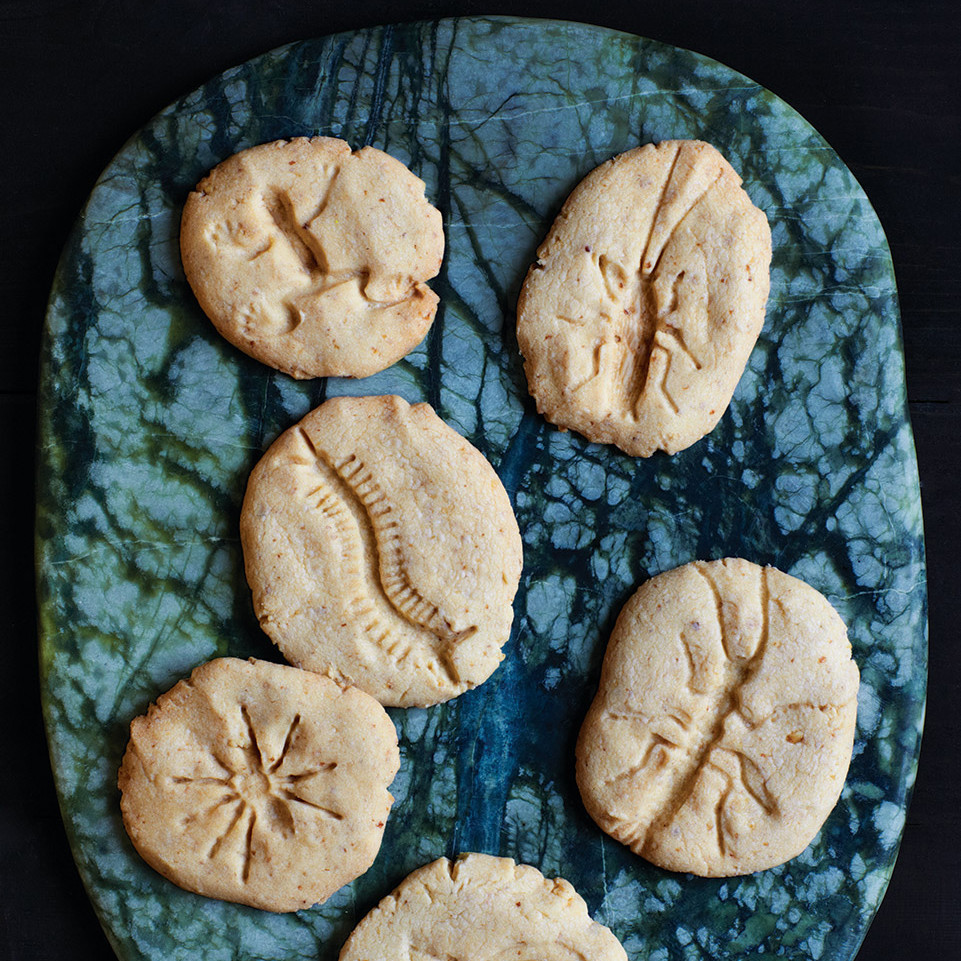 Fossil Cookies Recipe | Martha Stewart
