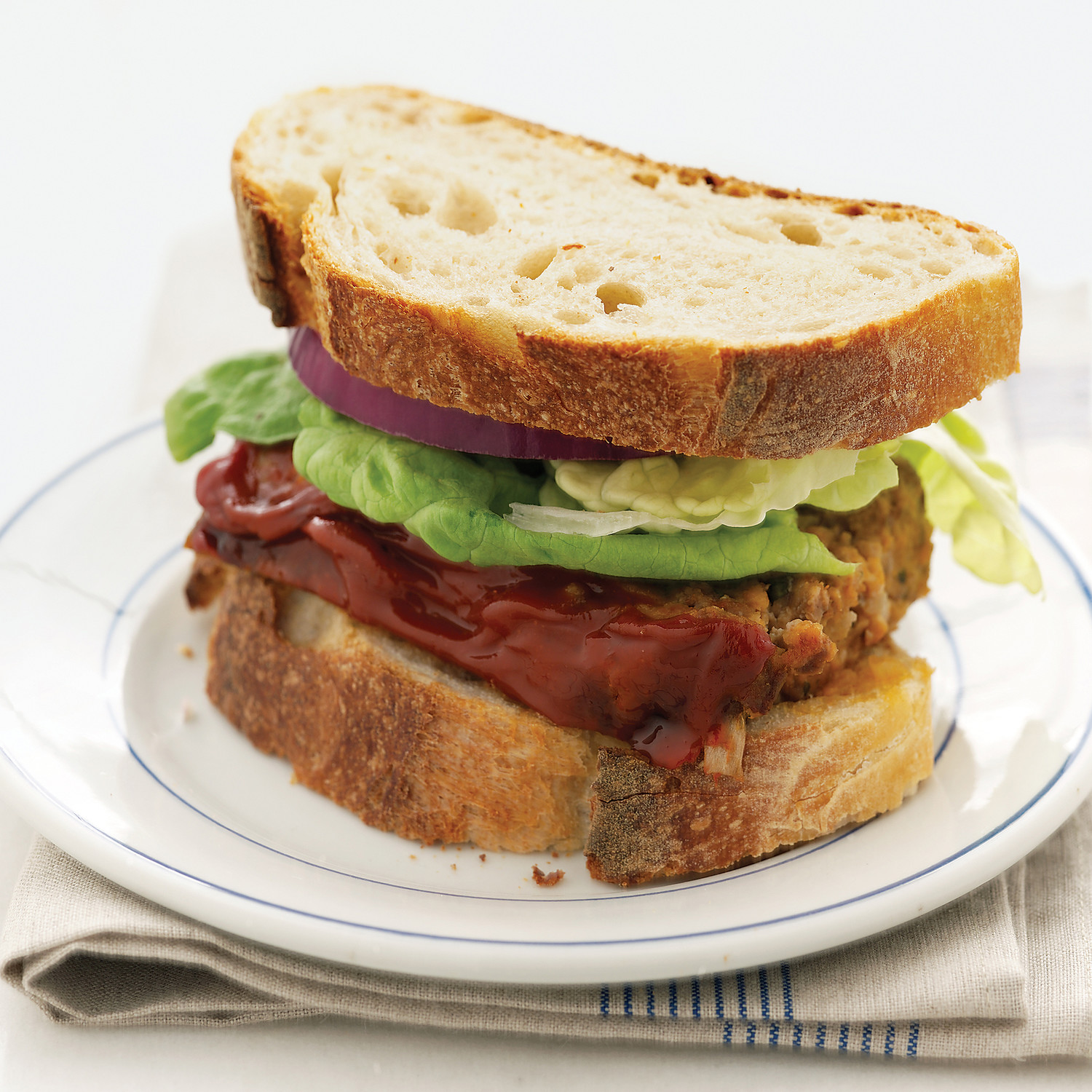 terrific better homes and gardens meatloaf. Pinterest  Meatloaf Sandwiches Mini Honey Mustard Meatloaves with Roasted Potatoes