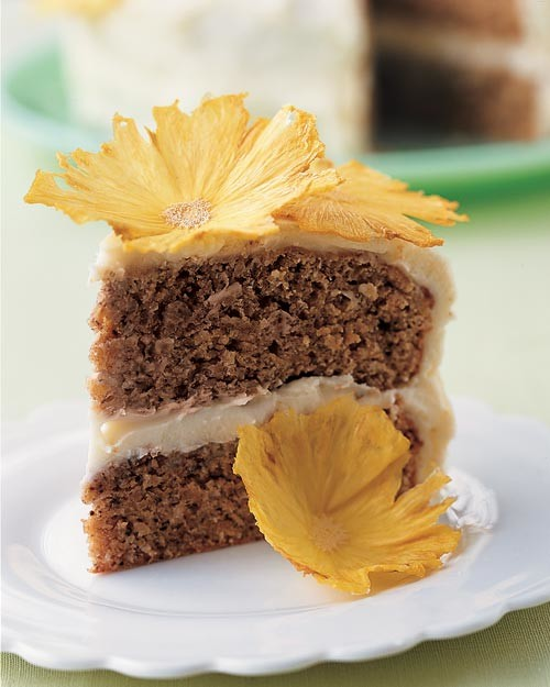 Martha Stewart Orange Carrot Cake