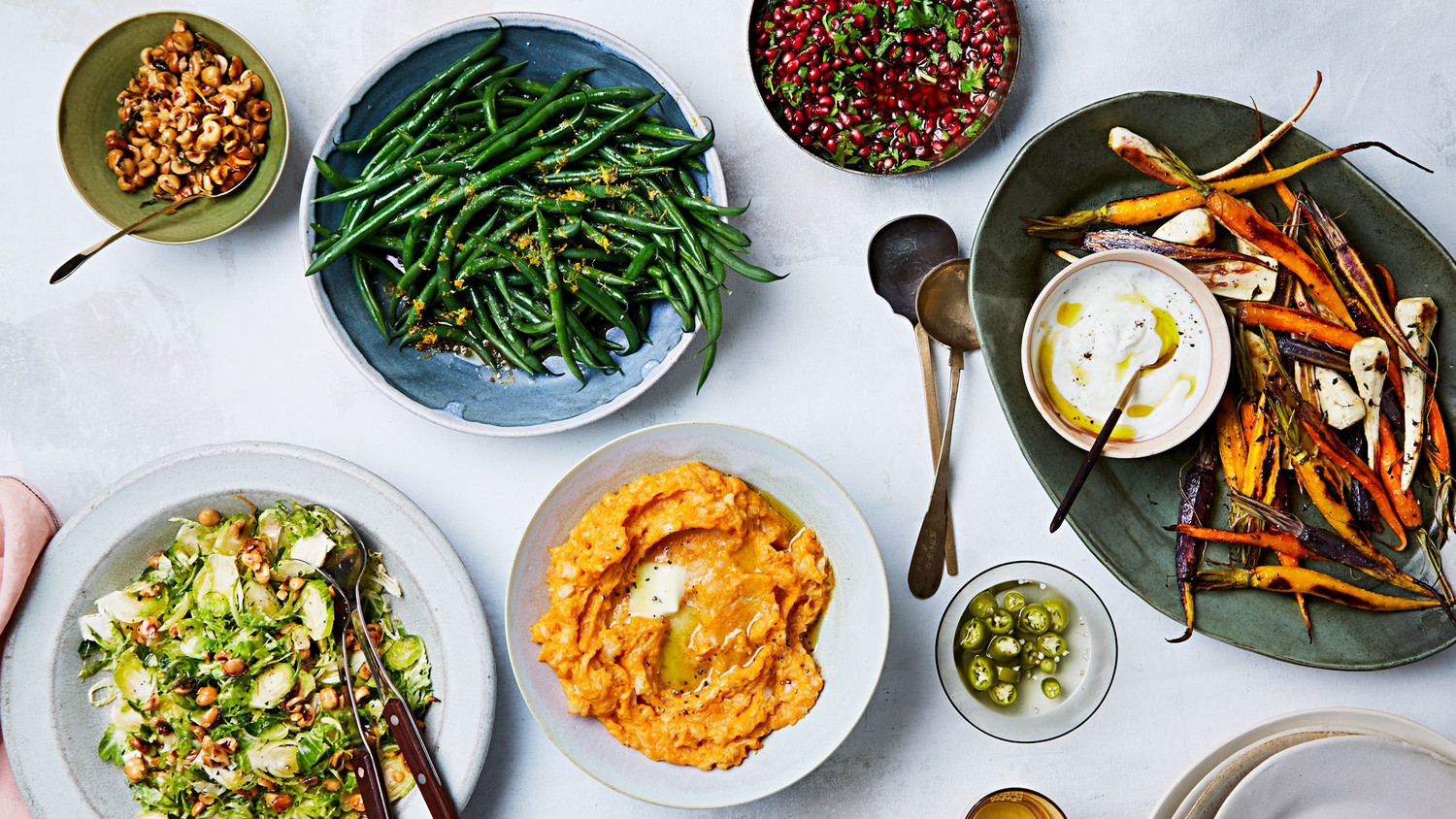 How to Host a Friendsgiving, the Martha Way
