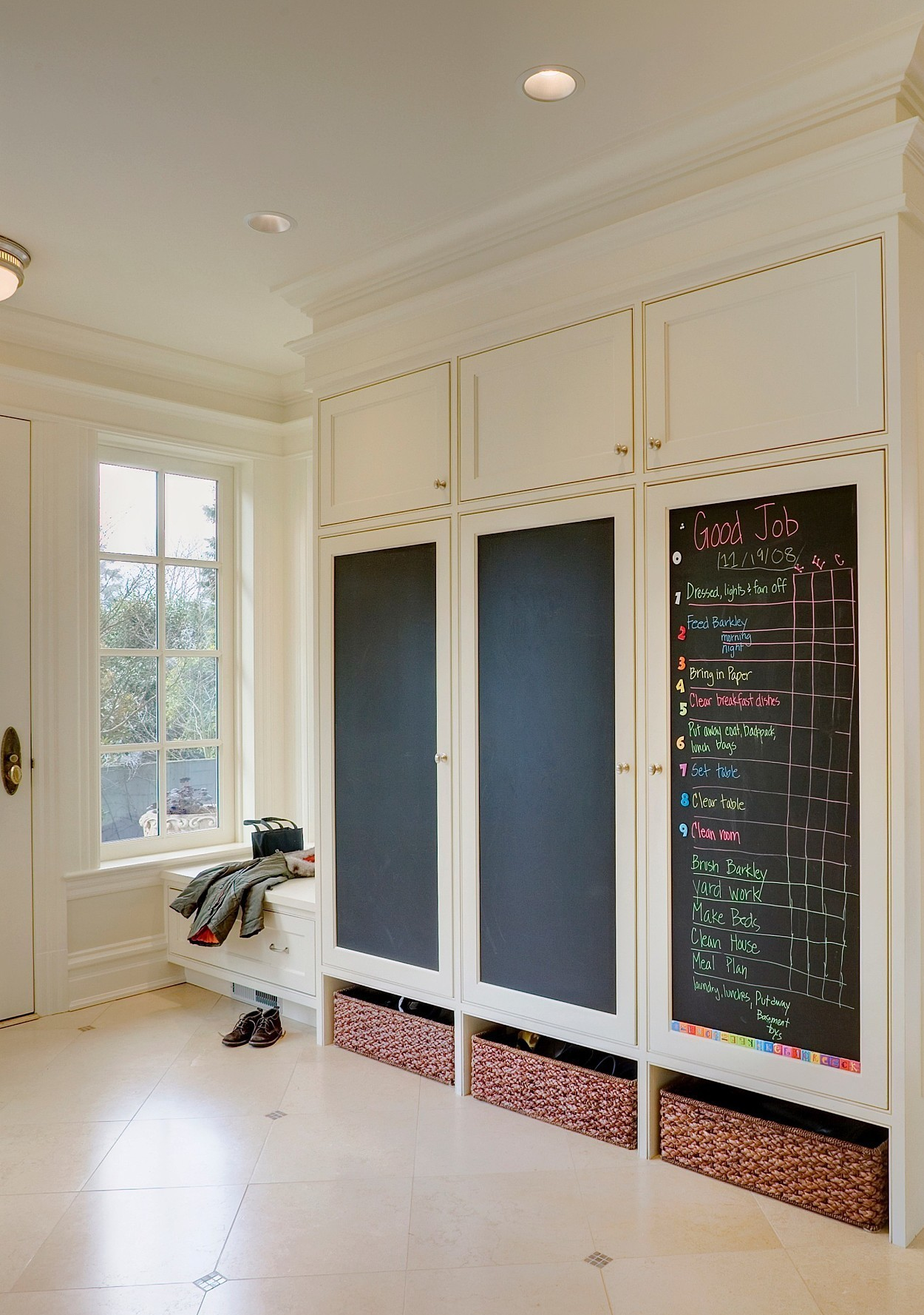 8 Fun and Functional Mudroom Ideas for a Super-Organized Home | Martha Stewart