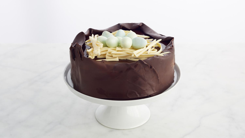 Jacques Torres S Chocolate Nest Recipe Martha Stewart