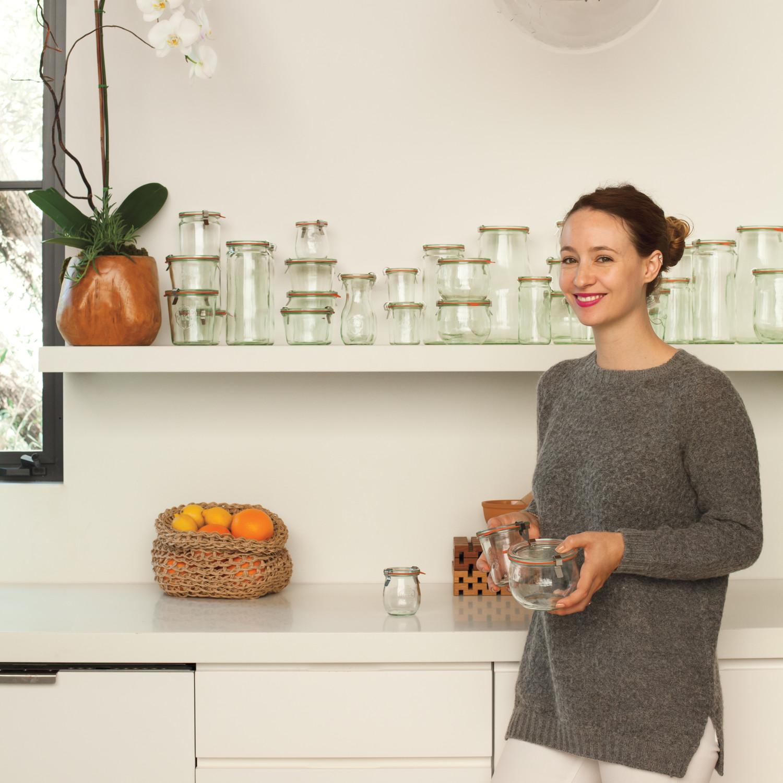 Jenni Kayne S Kitchen Organizing Tips Martha Stewart