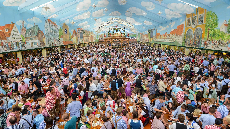 Oktoberfest History Did Not Begin With Beer Martha Stewart