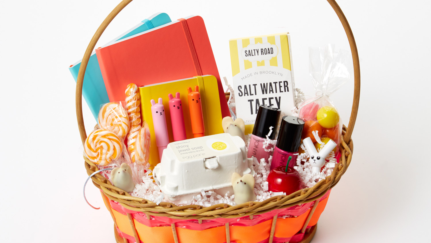 12 trendy easter basket ideas for teens martha stewart negle Gallery