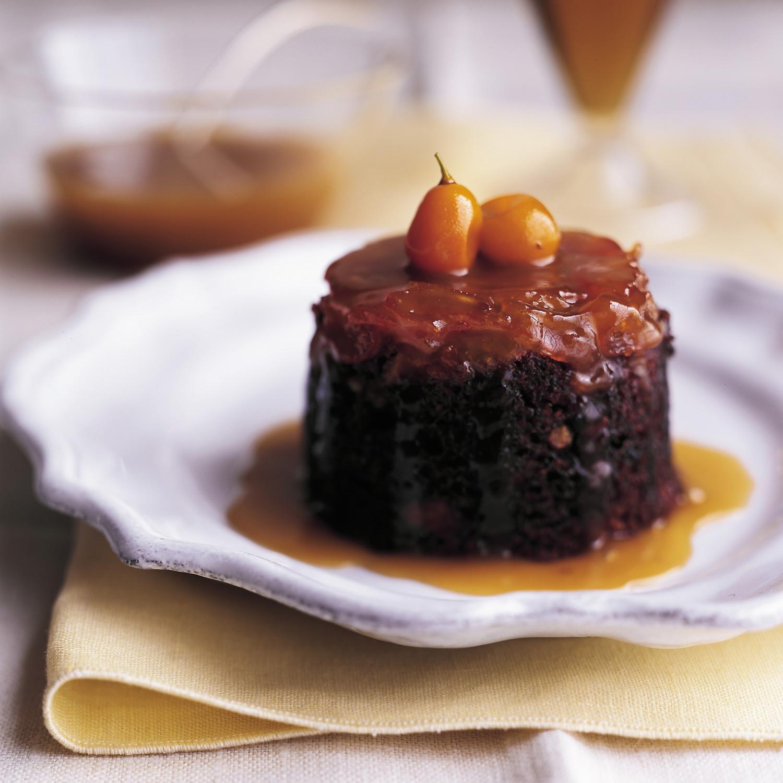 Martha Stewart Old Fashioned Chocolate Pudding Cake