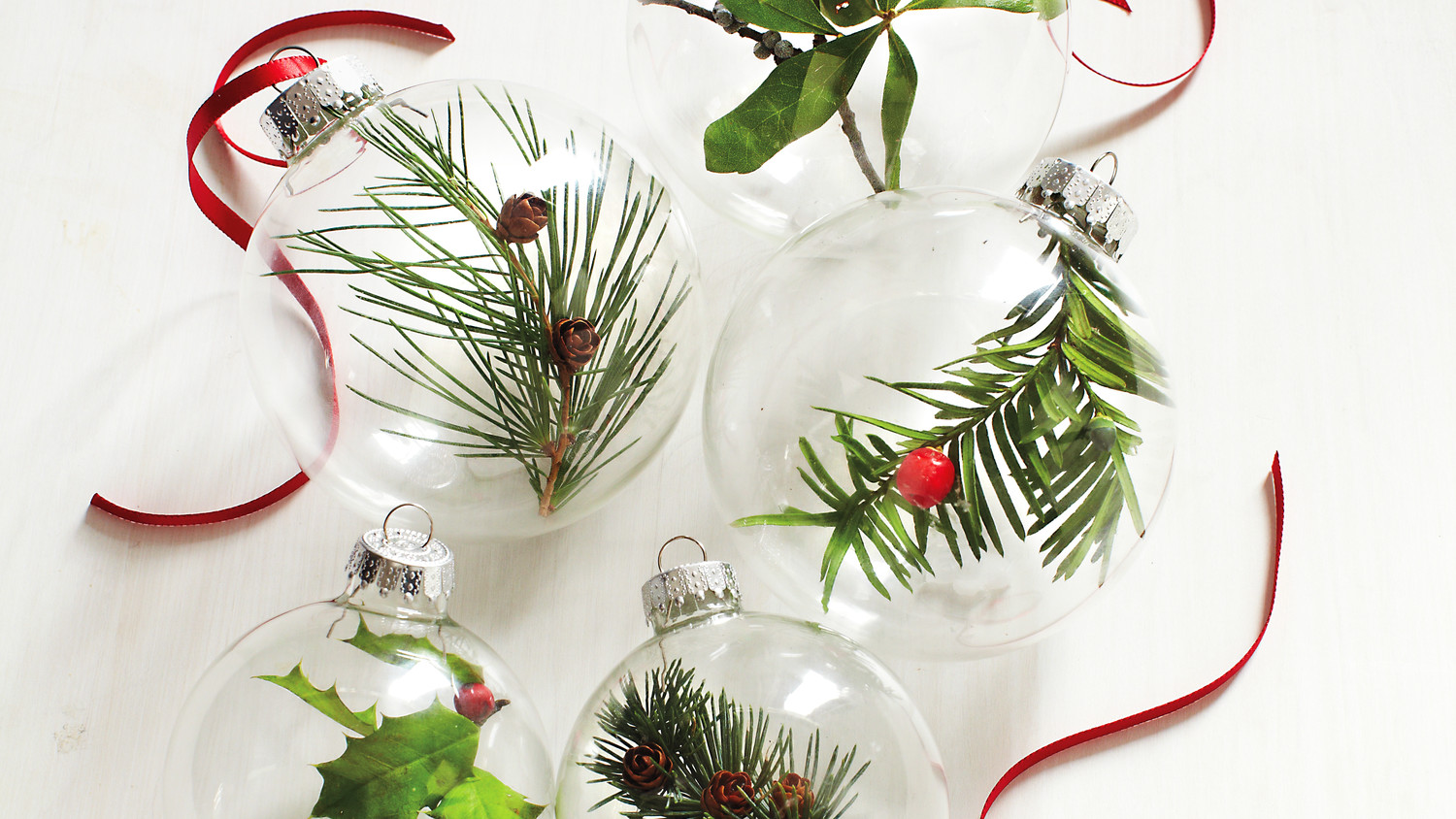 20 Of Our Most Memorable Diy Christmas Ornament Projects Martha