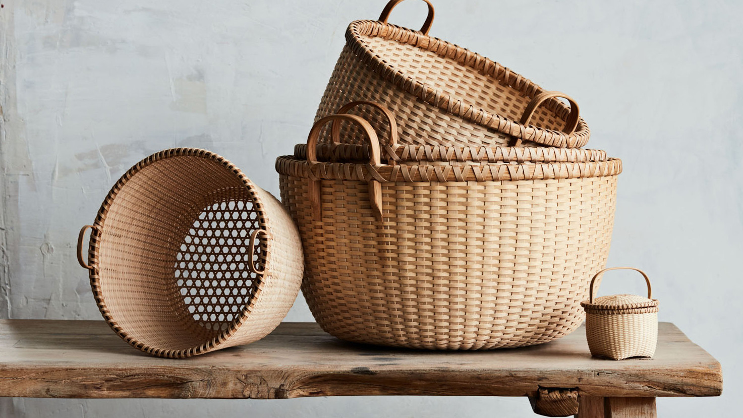 Collectible Baskets That Will Last a Lifetime