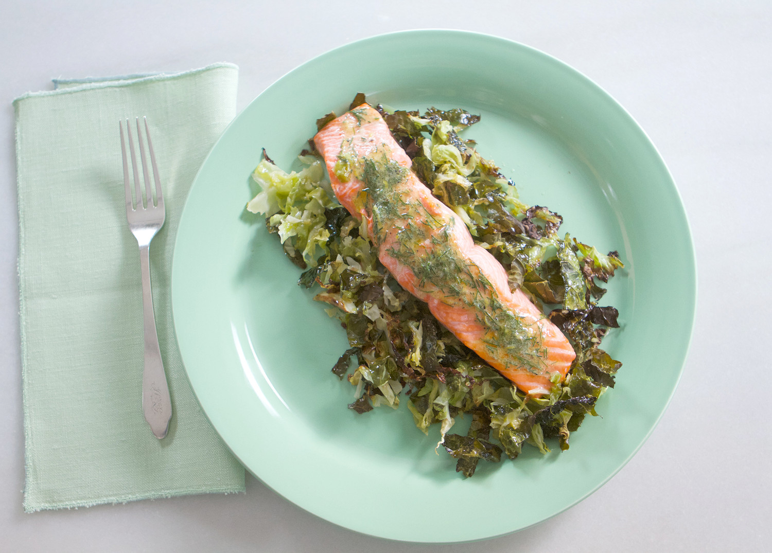 30 Minute One Pot Baked Salmon Recipe Video Martha Stewart