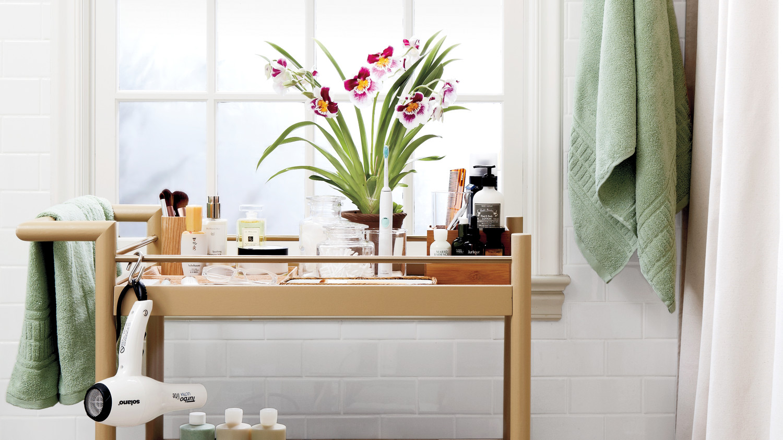 Bathroom Storage Organization Martha Stewart