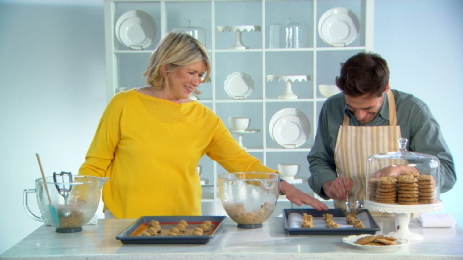 Video: Best Kitchen Tools for Making Cookies | Martha Stewart