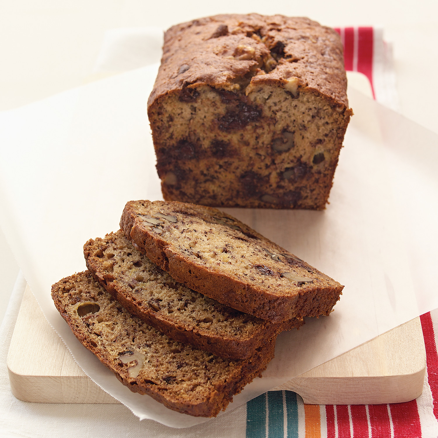 Banana nut muffins blueberry corn muffins pinterest chocolate chip banana bread forumfinder Images
