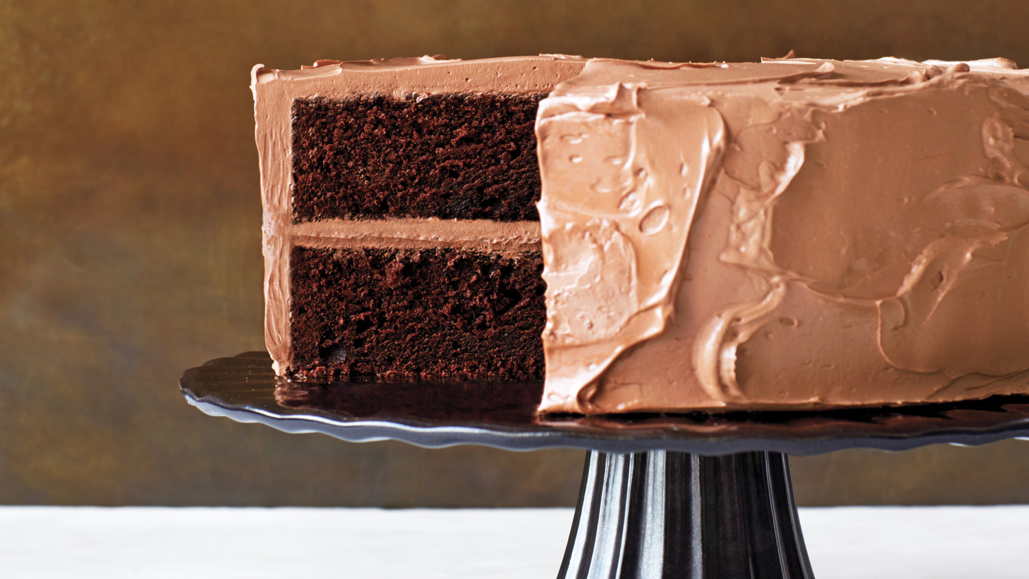 Devil S Food Cake With Chocolate Fudge Frosting Recipe: The Ultimate Devil's Food Cake Recipe