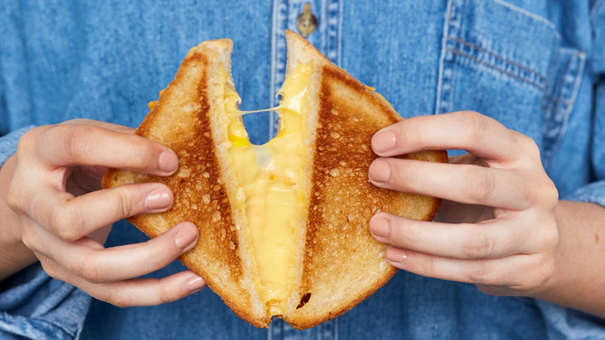 This Is Martha's Secret to the Perfect Grilled Cheese Sandwich