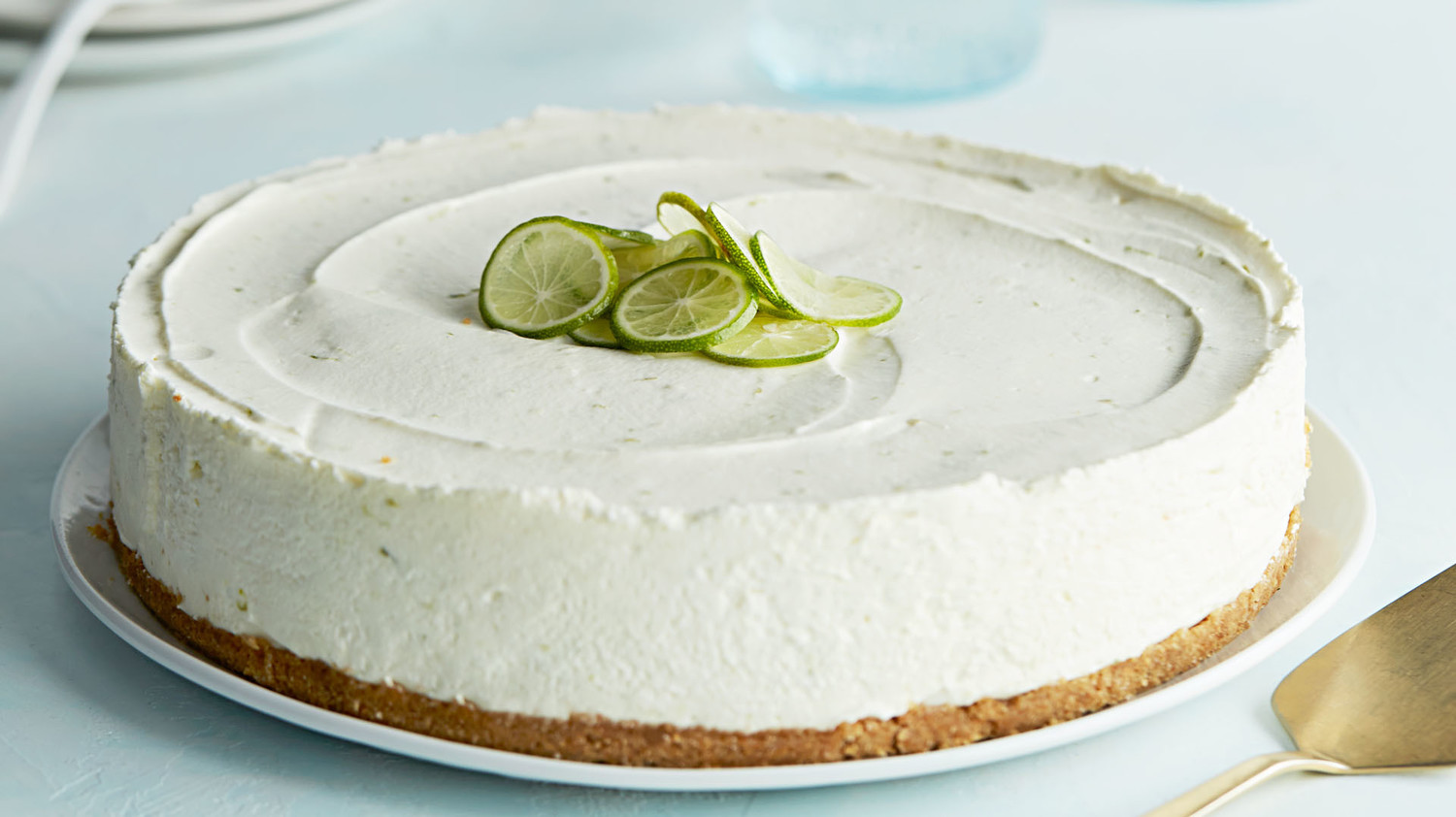 Key Lime Cream Cheese Cake