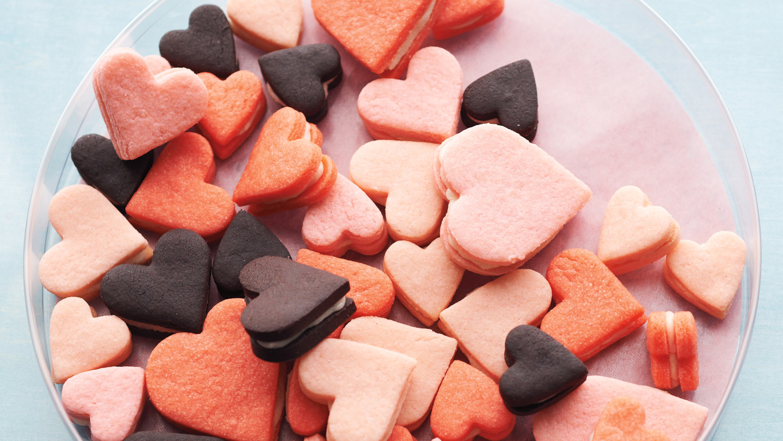 Valentine's Day Cookie Recipes | Martha Stewart