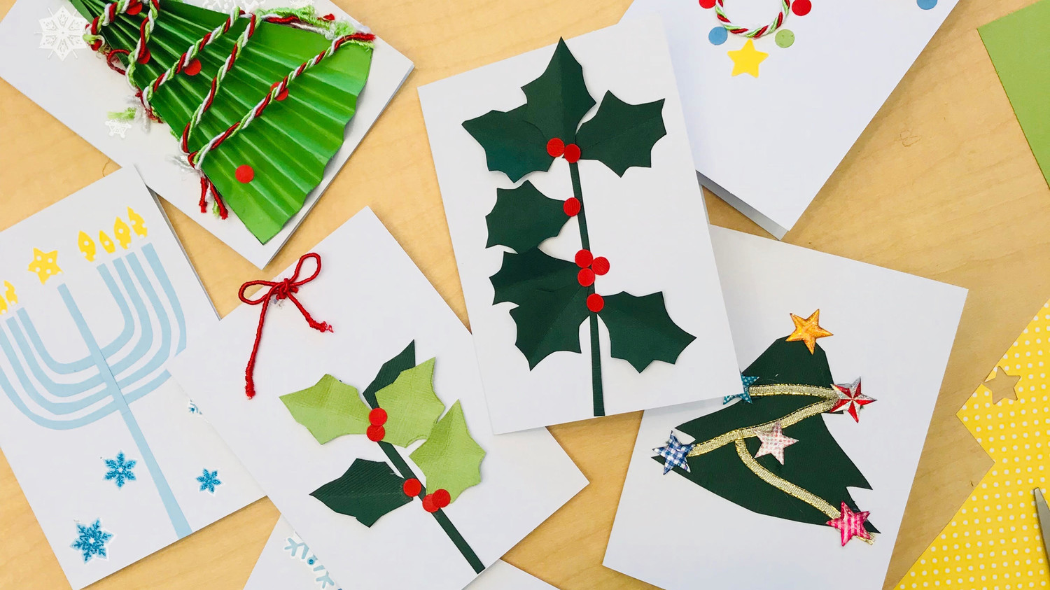 Heres Where You Can Send Handmade Holiday Cards For Childrens
