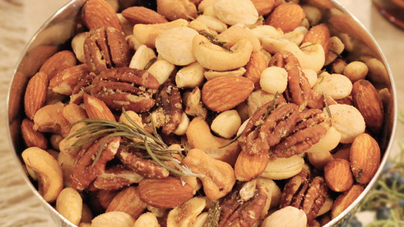 Video Good Things Brown Butter Assorted Nuts Martha