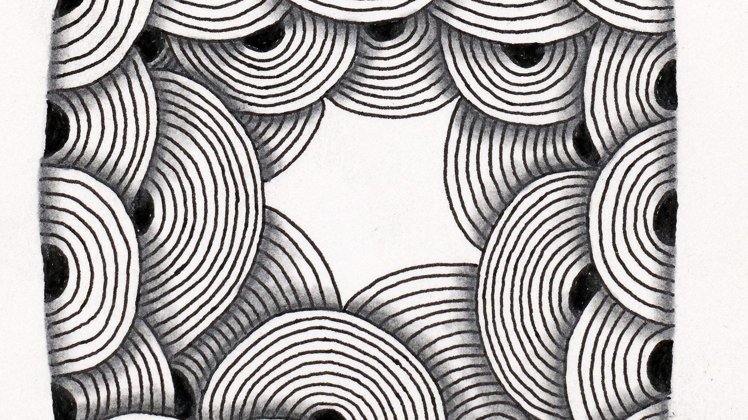 what is zentangle? your new self-help art therapy method | martha