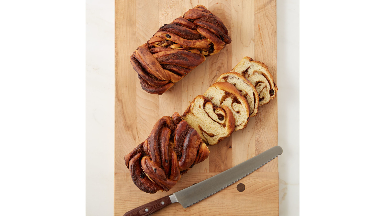Cinnamon Raisin Swirl Loaf Cinnamon Raisin Swirl Loaf new picture