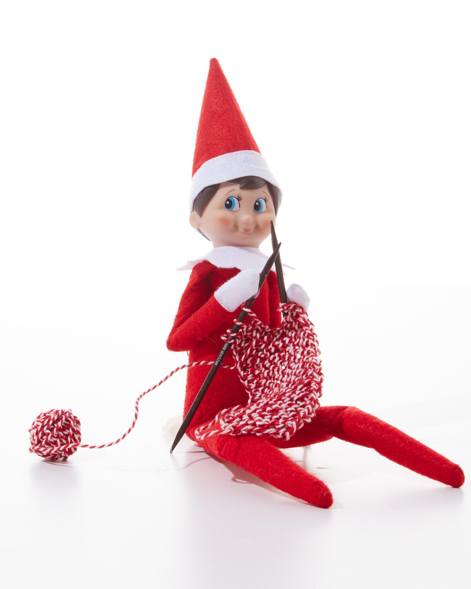 8 Genius Elf on the Shelf Ideas | Martha Stewart