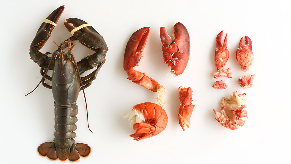 Video How To Remove Cooked Lobster From Shell Martha
