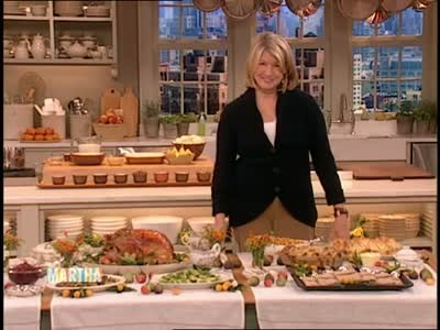 Video How To Set Up A Functional Buffet Table Martha