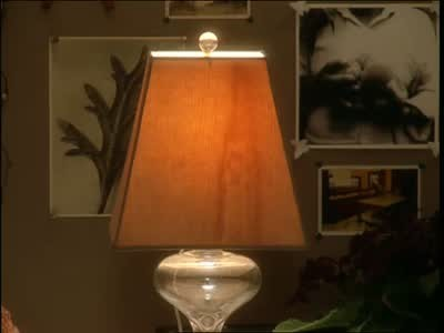 Video how to make a veneer lampshade martha stewart