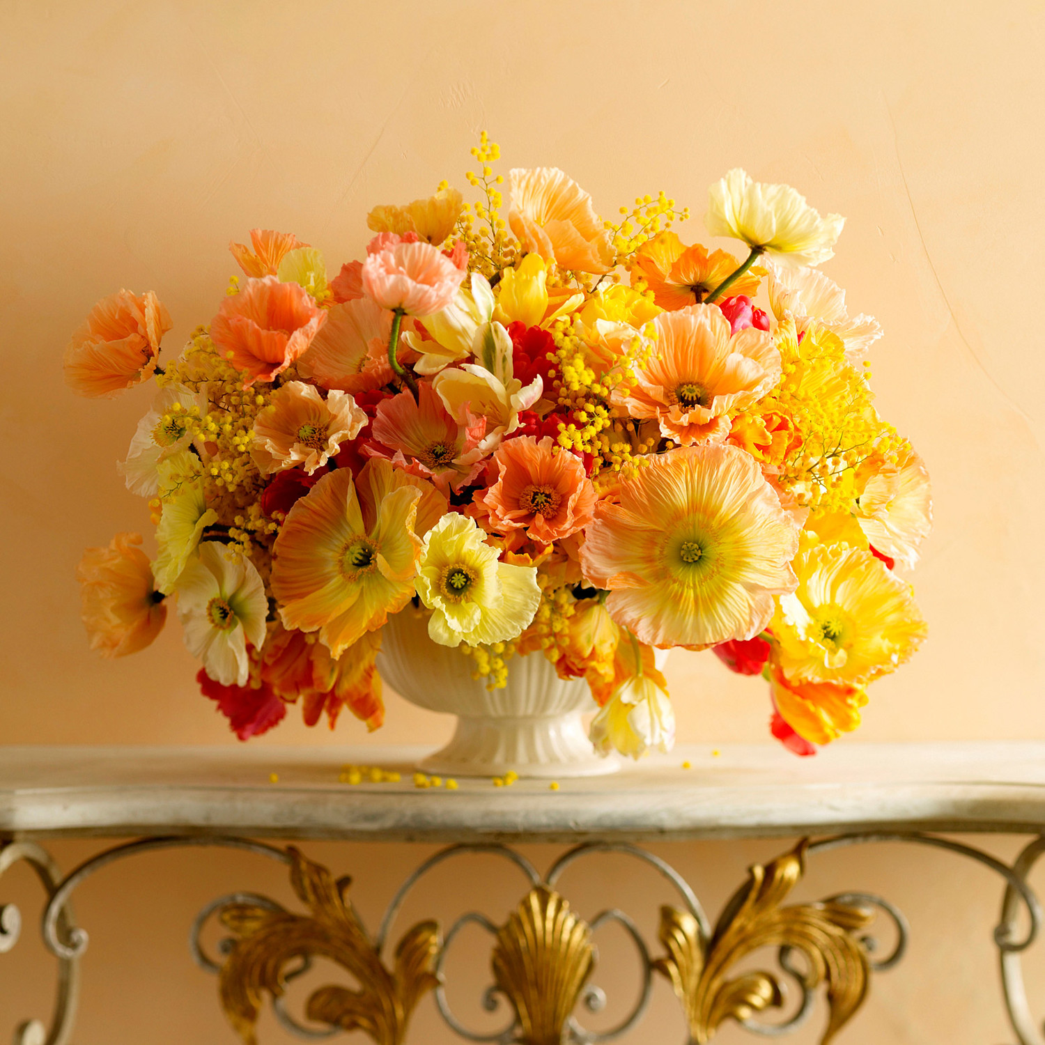 Flower Arrangements Spring Flower Arrangements  Martha Stewart