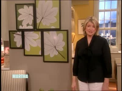 Video: How to Press Leaves in Decorative Frames | Martha Stewart
