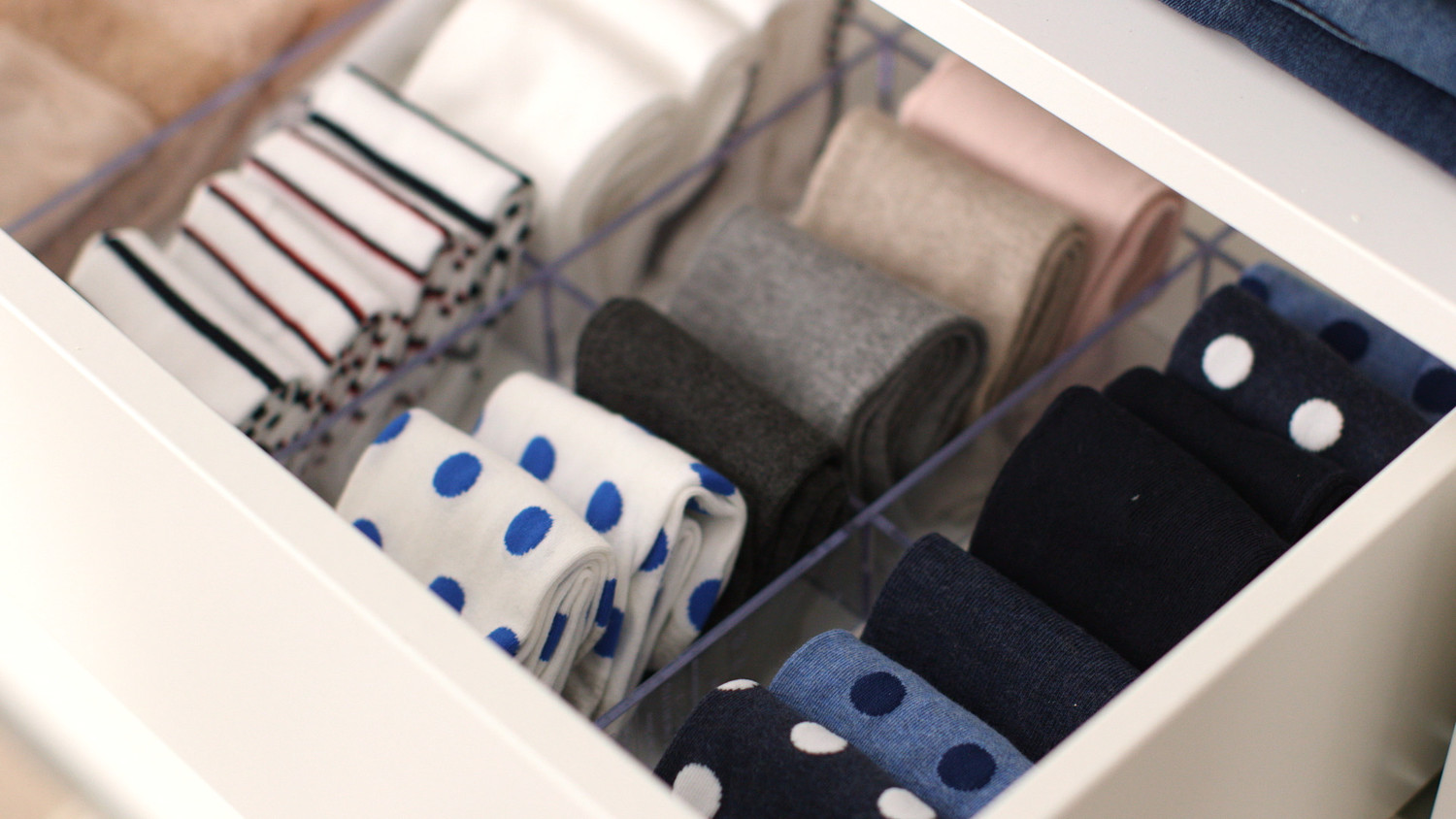 Video How To Organize Your Sock Drawer Martha Stewart