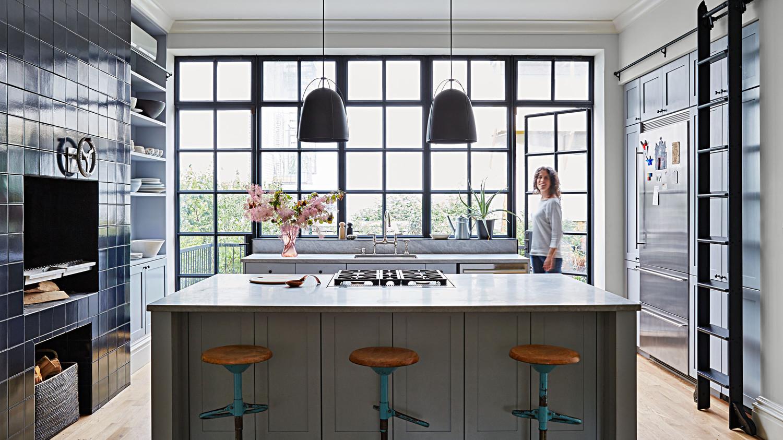 Brooklyn Kitchen Design designer kitchen v. bigboxstorekitchen: ideas to steal from
