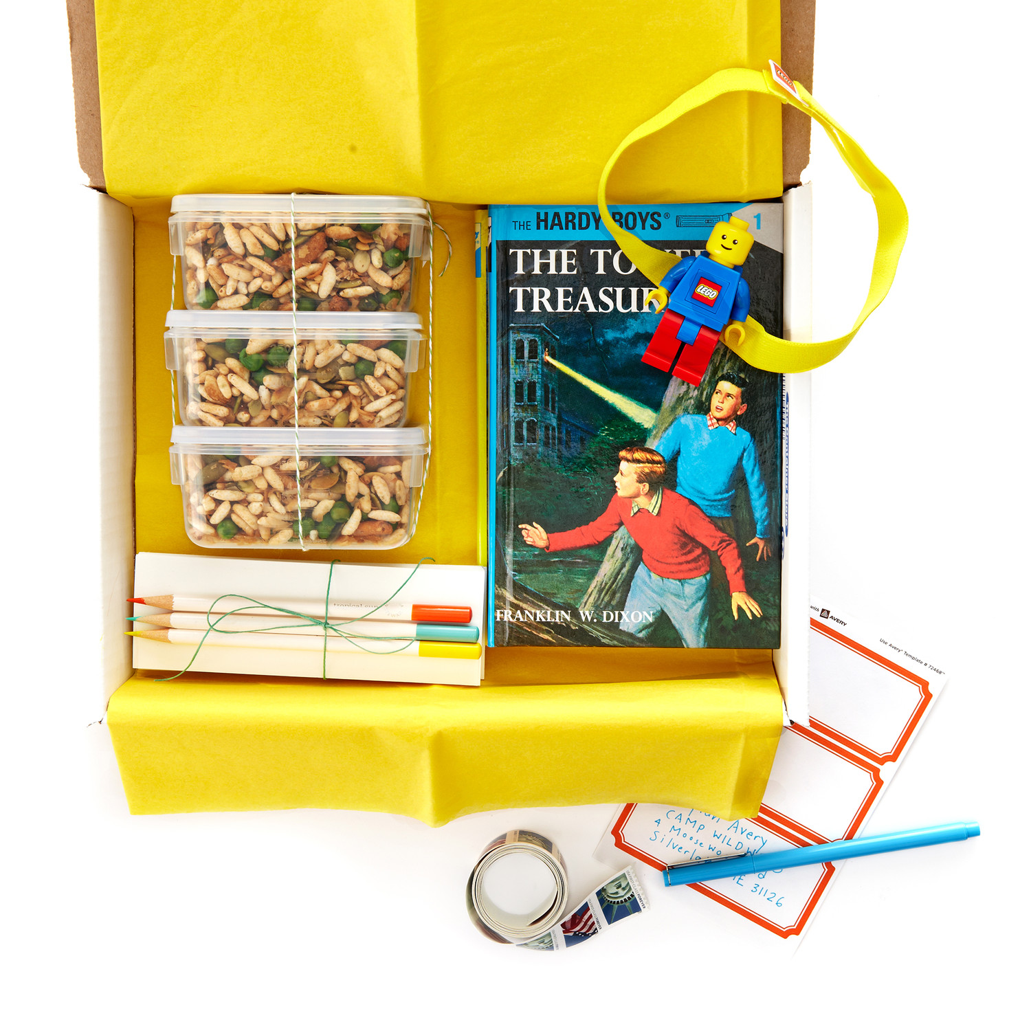 summer camp care packages any kid will love | martha stewart