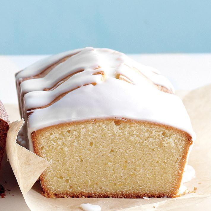 Recipe pound cake glaze