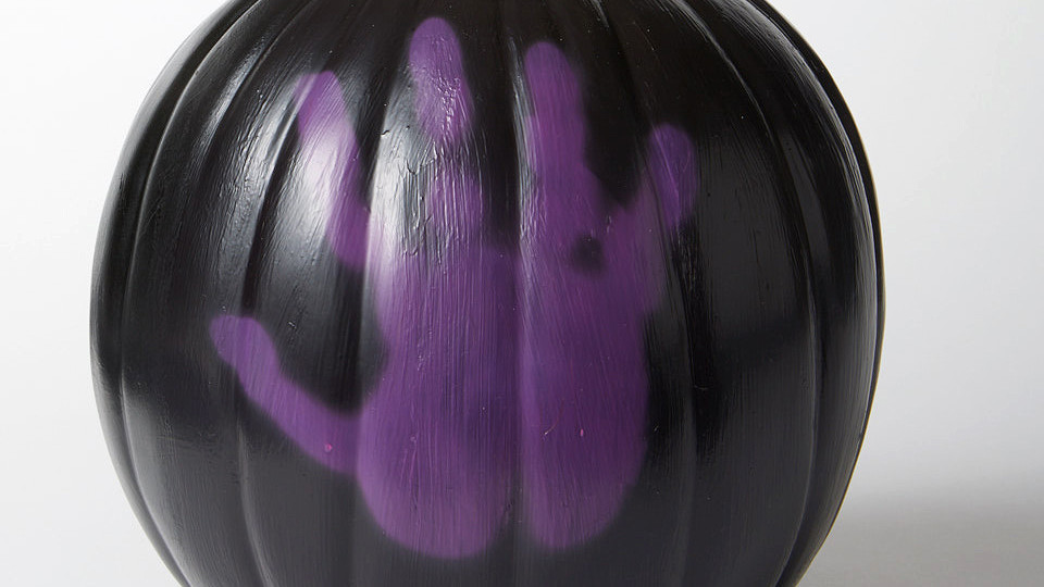 Color-Changing Thermochromic Pumpkin