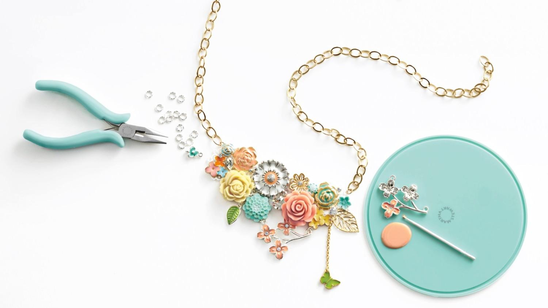 Video Introducing Martha Stewart Crafts Jewelry Martha Stewart