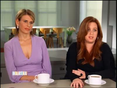 Video Alexis Stewart And Jennifer Koppelman Hutt Martha