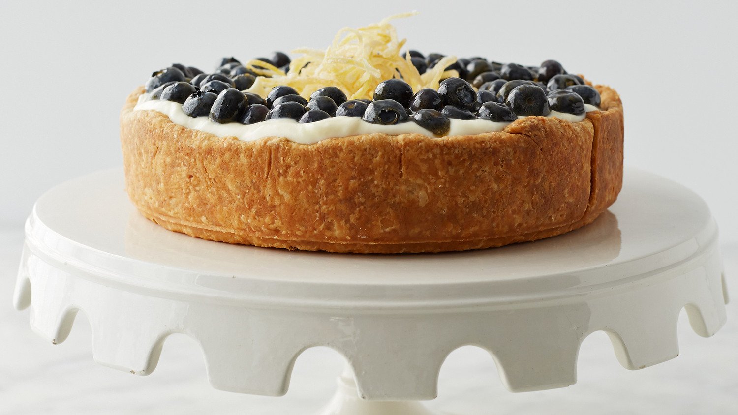 Martha Stewart Blueberry Bundt Cake