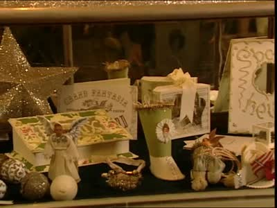 Video Vintage Paper Ornaments With Wendy Addison Martha