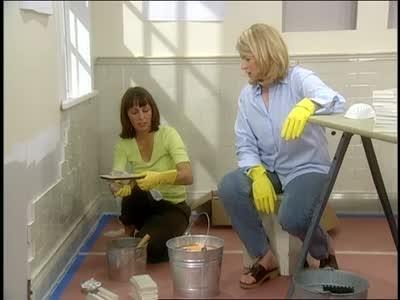 Video Wanda Cardoni Teaches Tiling Basics Part 2 Martha Stewart