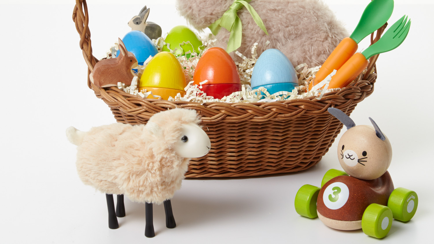 10 adorable easter basket ideas for toddlers martha stewart negle Image collections