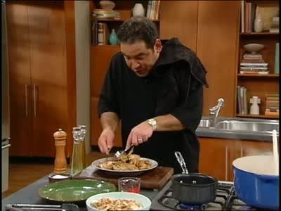 Video Emerils Chicken Pot Pie And Clay Pot Chicken Martha Stewart
