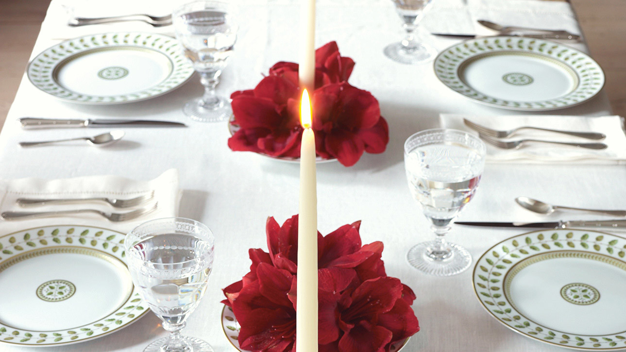 Video Good Things How To Set A Formal Dinner Table