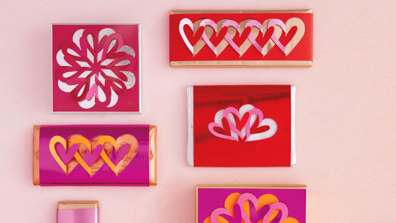 Valentine craft idea for adult