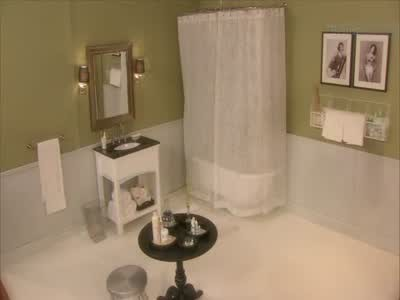Video Affordable Bathroom Renovation Before And After Martha Stewart - Budget friendly bathroom renovations